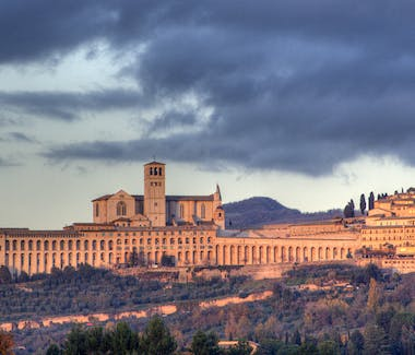 Assisi views