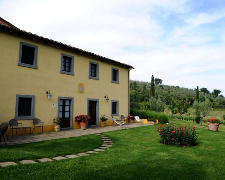 Casa Portagioia Tuscany bed and breakfast , Venanzi and Castelli rooms