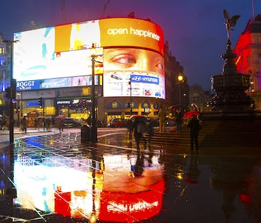 London West End - Piccadilly Circus