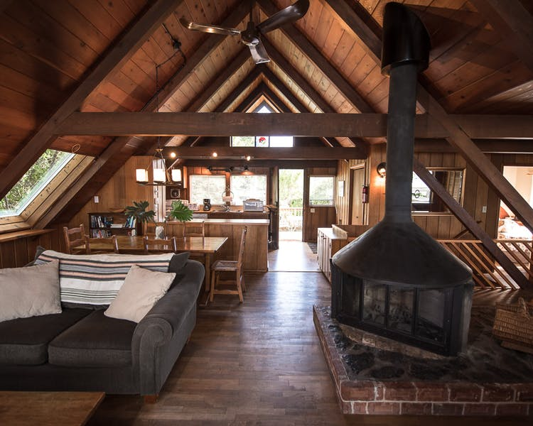 Aframe goals - the shoreline tofino boutique hotel
