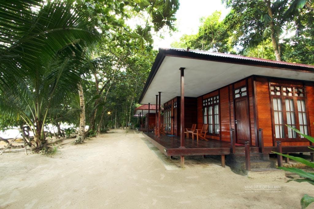 Dive Raja Ampat Waiwo Dive Resort Raja Ampat