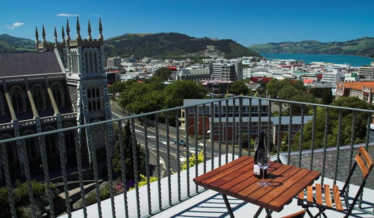 The Brothers Boutique Hotel  Heritage building Brothers Hotel Great views of Dunedin