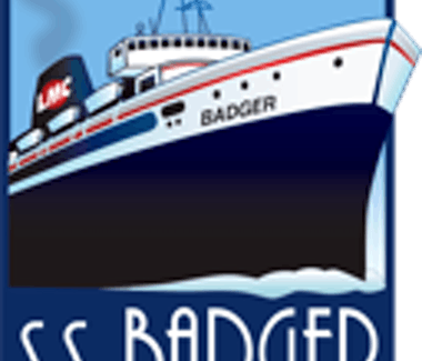 SS Badger Carferry - logo