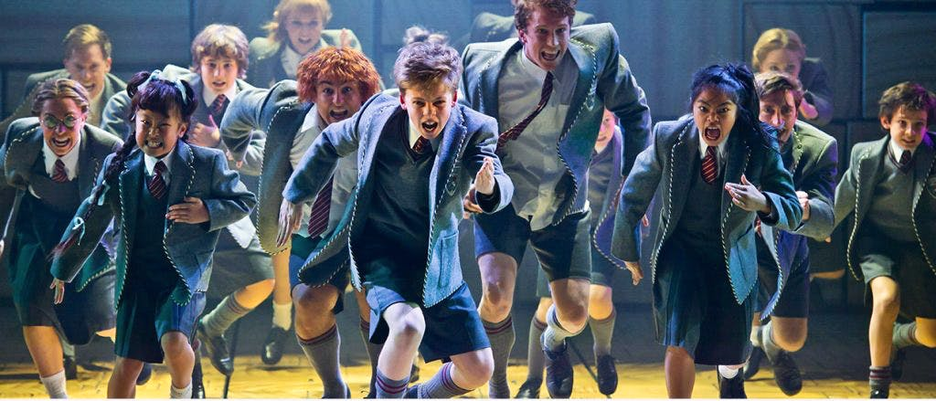 Matilda the Musical QPAC Brisbane
