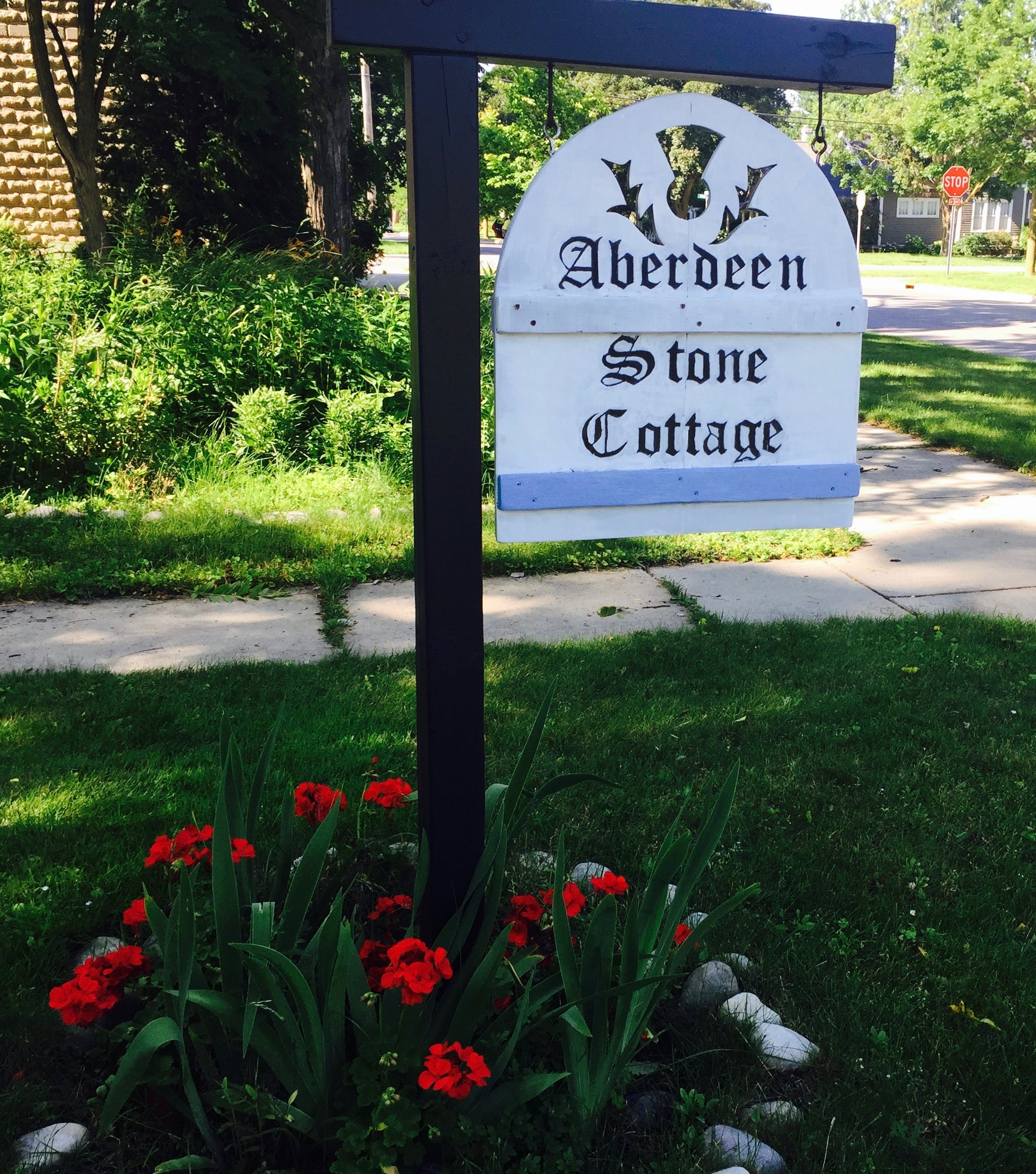 Welcome to Aberdeen Stone Cottage!