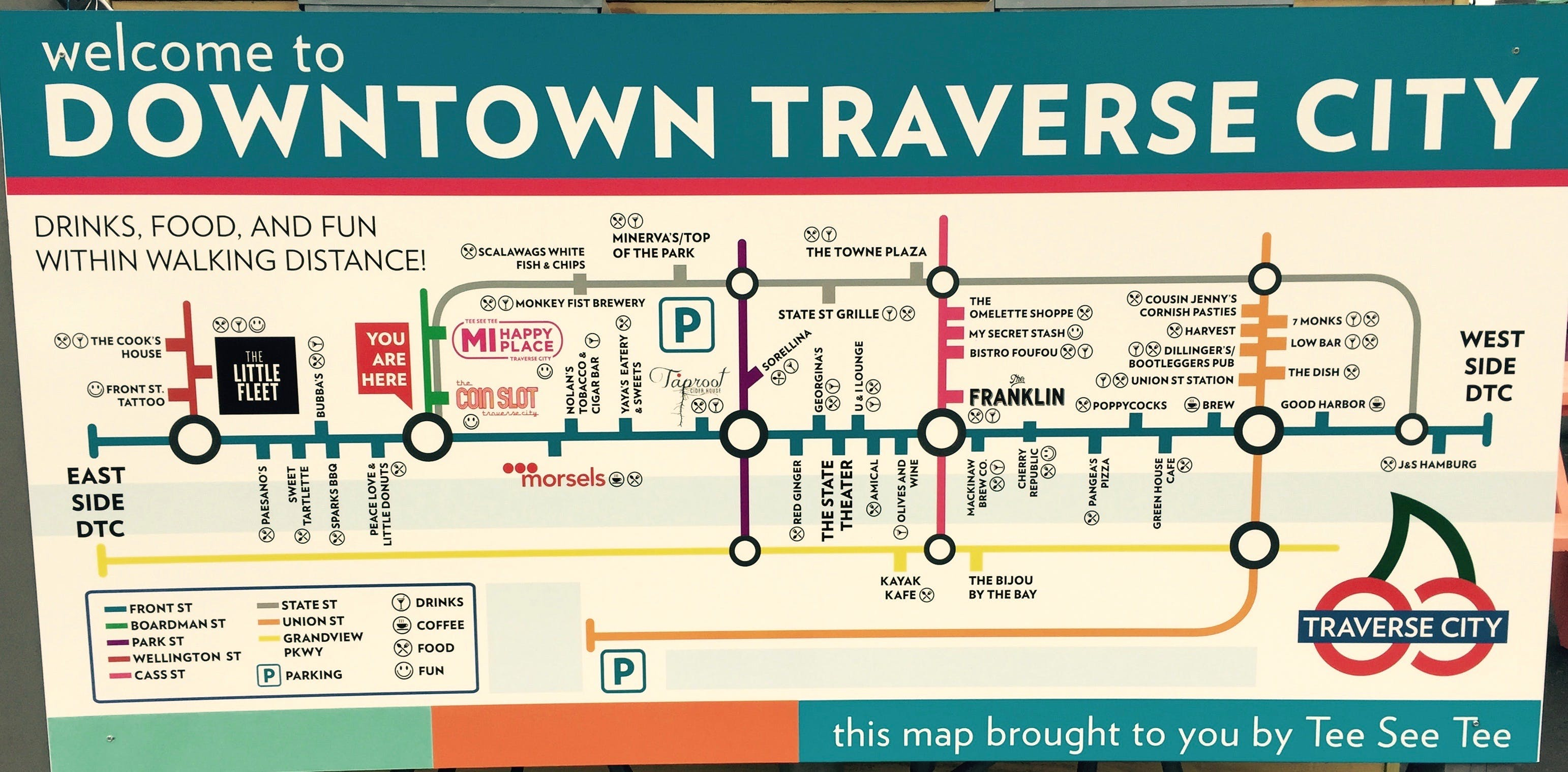 Great map of downtown TC!