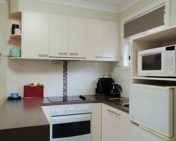Apartment 1 - Full kitchen facilities
