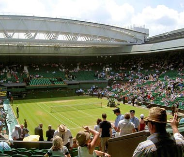 Wimbledon Tennis, Centre Court