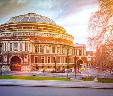 The Royal Albert Hall. Attraction near the Fairways Hotel