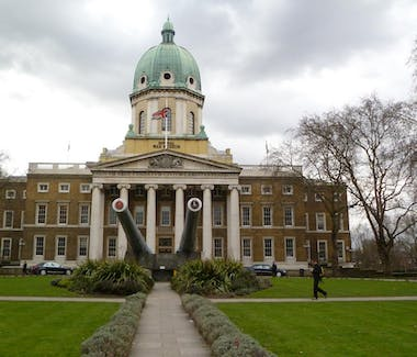 The imperial War Museum / Churchill War Rooms