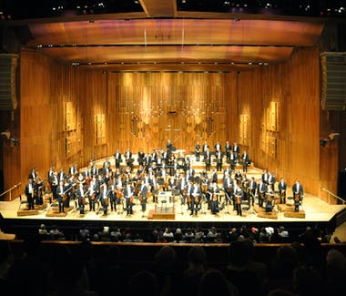 The London Symphony Orchestra at The Barbican Centre