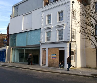 Lisson Gallery, Bell Street