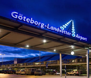 Airport Gothenburg Landvetter