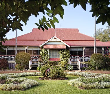 Greenmount Homestead historical significance