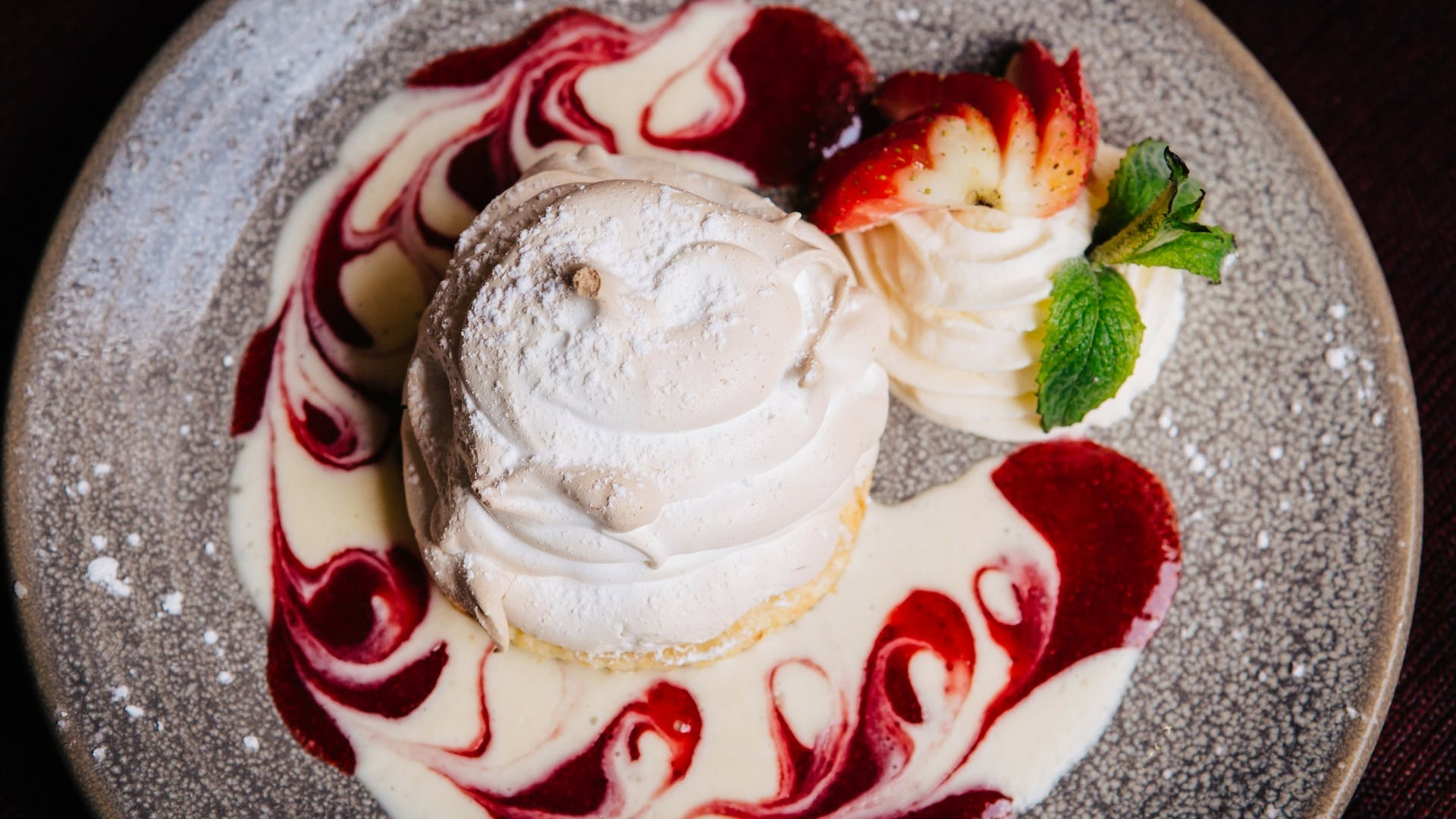 Sweet treats at Gleesons Restaurant & Rooms, Roscommon