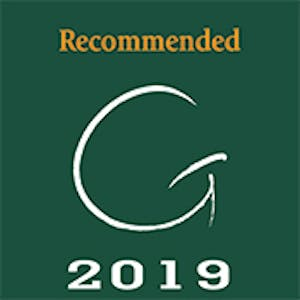 Gleesons Restaurant & Rooms Roscommon is recommended by Georgina Campbell, Ireland Guide 2019