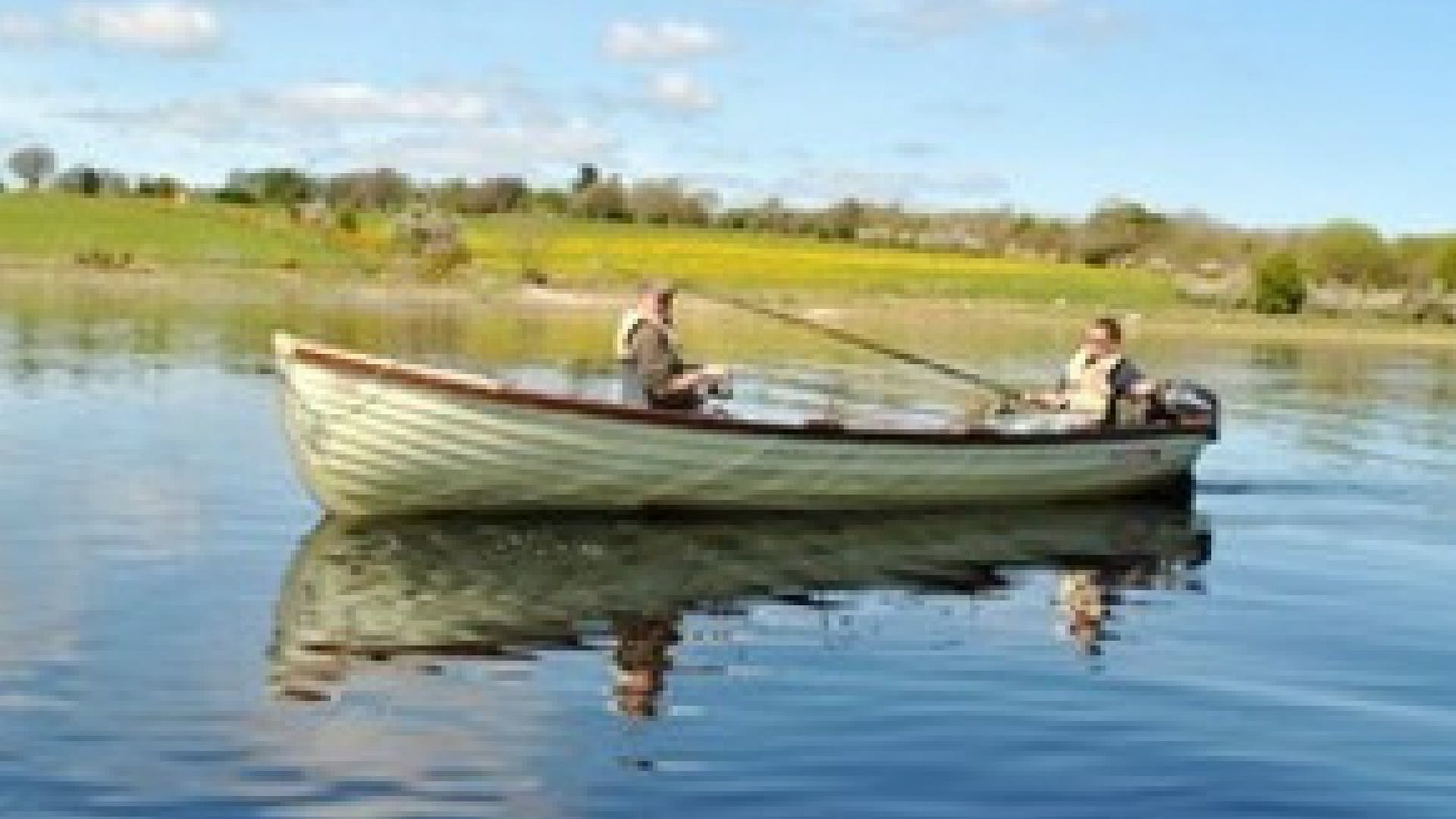 Loads of fishing spots around Gleesons Restaurant & Rooms, Roscommon
