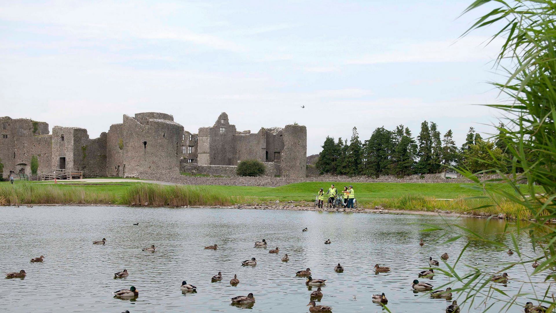 Explore Roscommon's heritage while staying at Gleesons Restaurant & Rooms, Roscommon