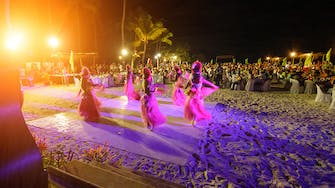 Destination Wedding Bohol Wedding Panglao Weddings Beach Wedding Dining Swimming Pool