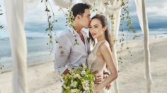 Destination Wedding Bohol Wedding Panglao Weddings Beach Wedding Dining