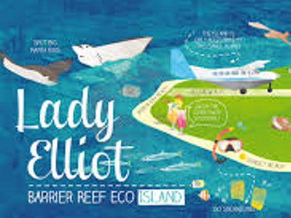 Great Barrier Reef - Lady Elliot Island
