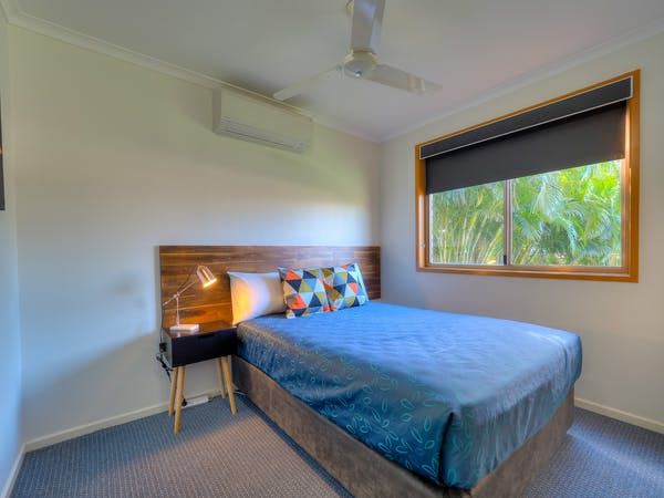 4 Bedroom Holiday House Bedroom #3 - Double Bed