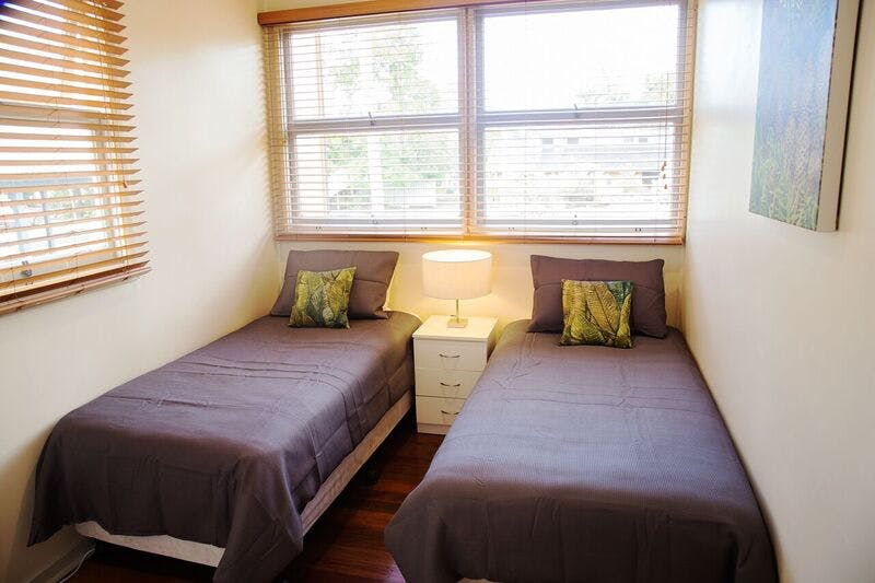 Single beds Brunswick Heads apartments