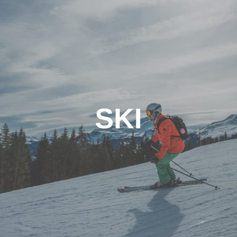 Ski at Stratton or Bromley Mountain