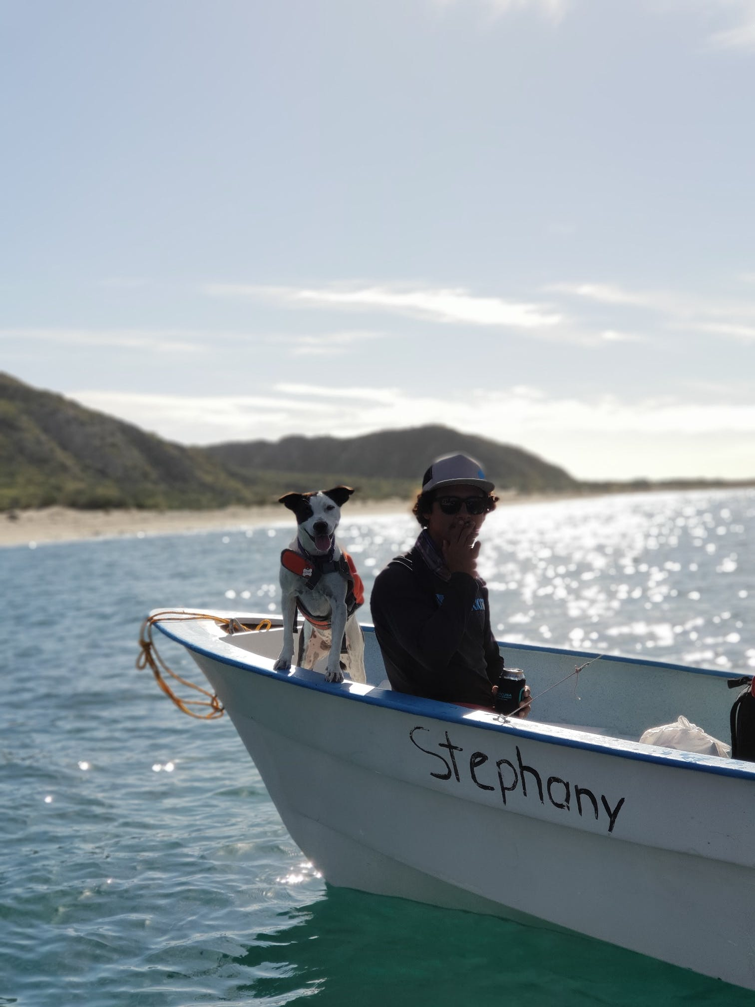 Activities around La Ventana - fishing.