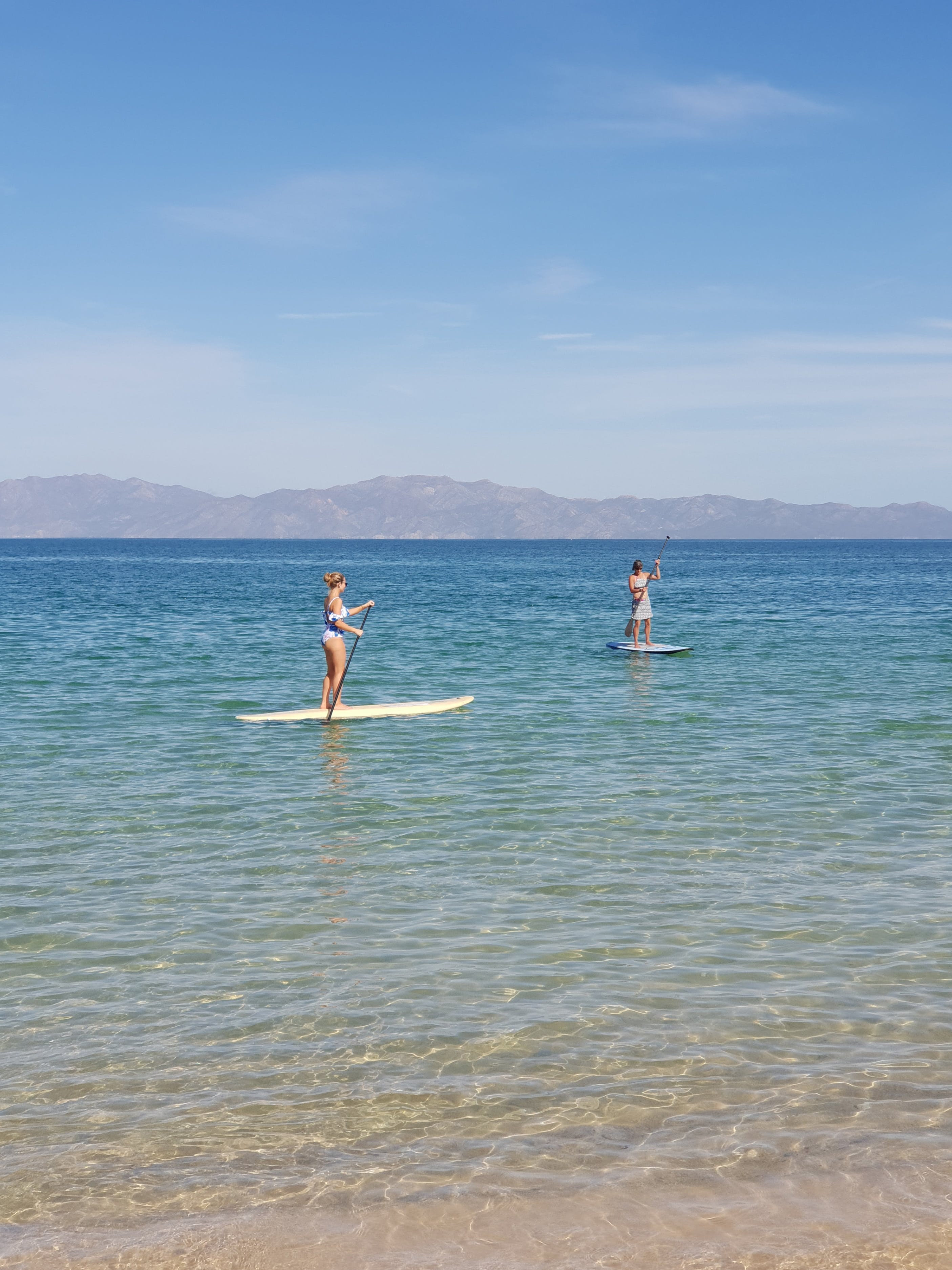 We rent Stand up paddle la ventana, ChiloChill