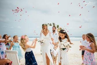 Vanuatu Beach Weddings Tamanu On The Beach