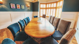 The Mercer Collection Hotels Portsmouth Meeting Room