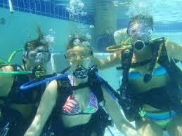 Try Scuba @ Muri Beachcomber