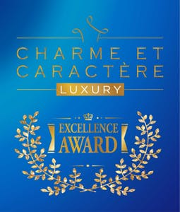 Charme & Carctère Excellence Award
