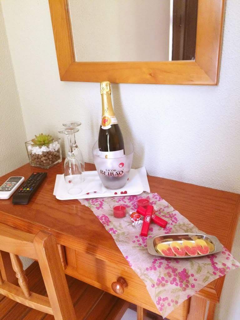 Valentine's Day Program in Galician Guesthouse