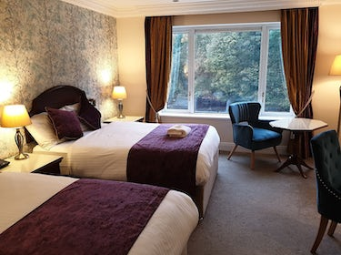 Guestrooms at the Central Hotel 1