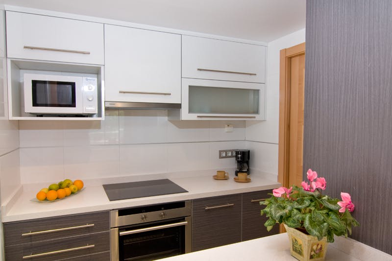 boulevard apartamentos by mimar kitchen in 2 bedroom apartment