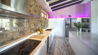 mimar villa altea kitchen