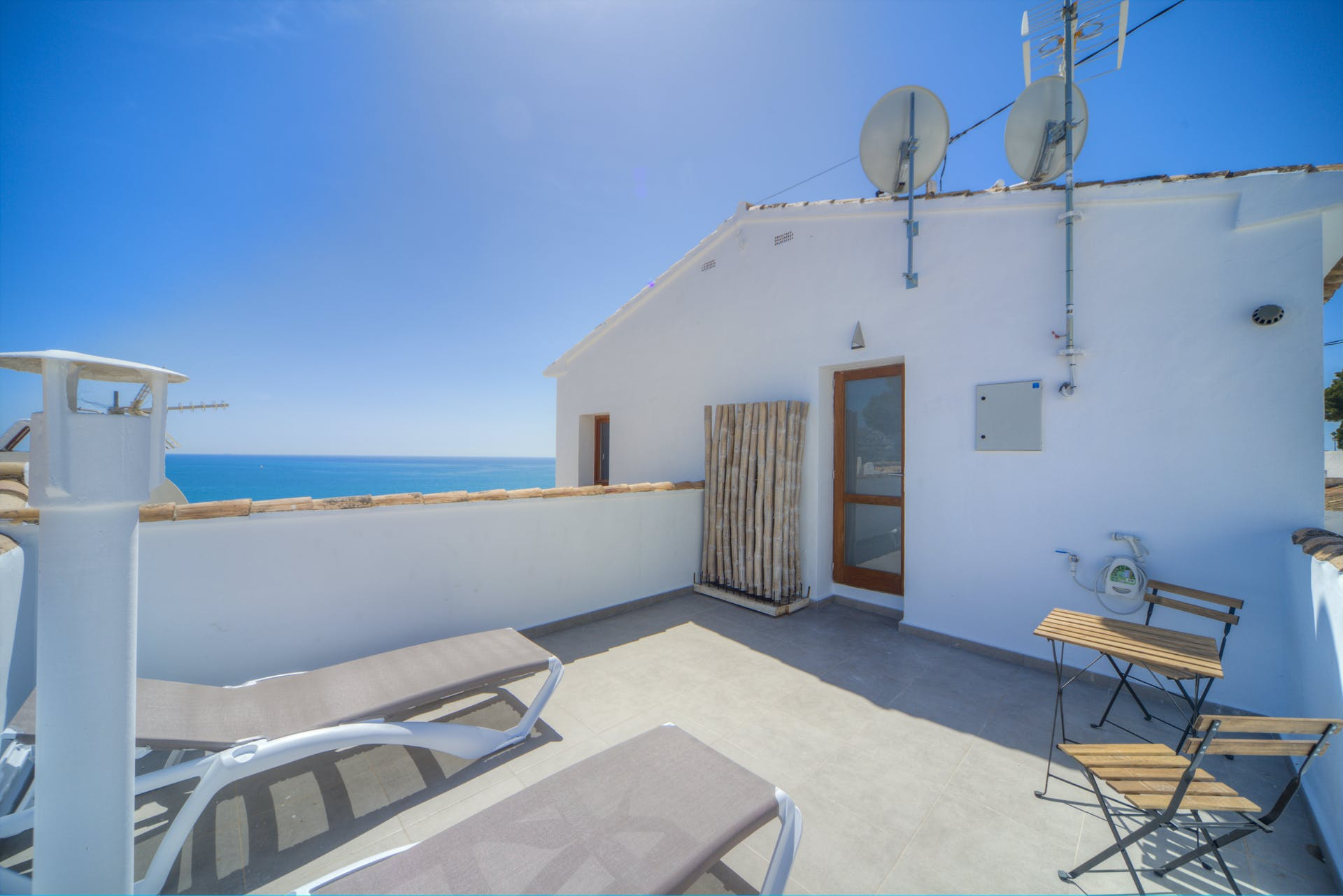 mimar urban altea sol roof terrace penthouse suite
