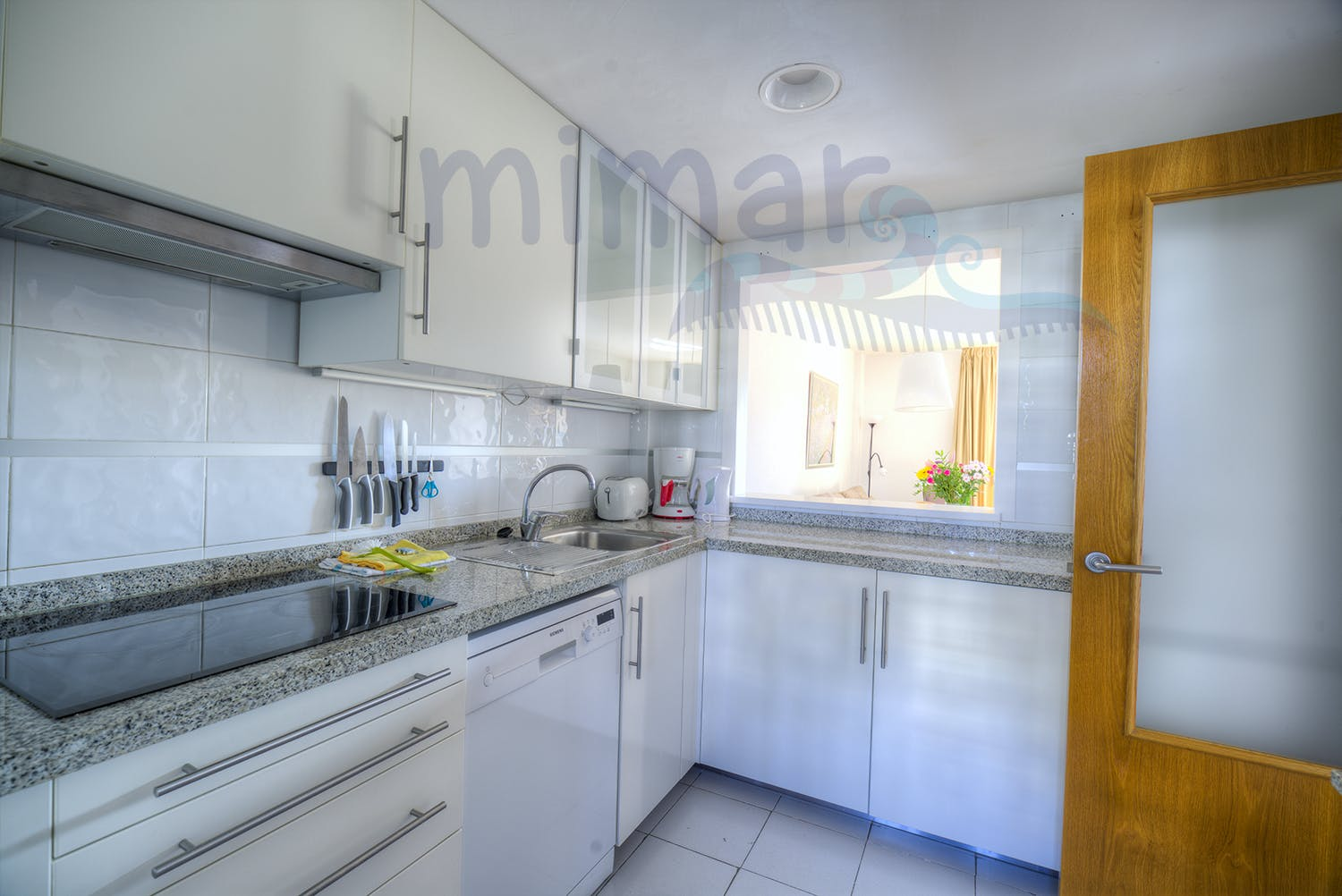 alborada golf by mimar kitchen 1 and 2 bedroom apartments