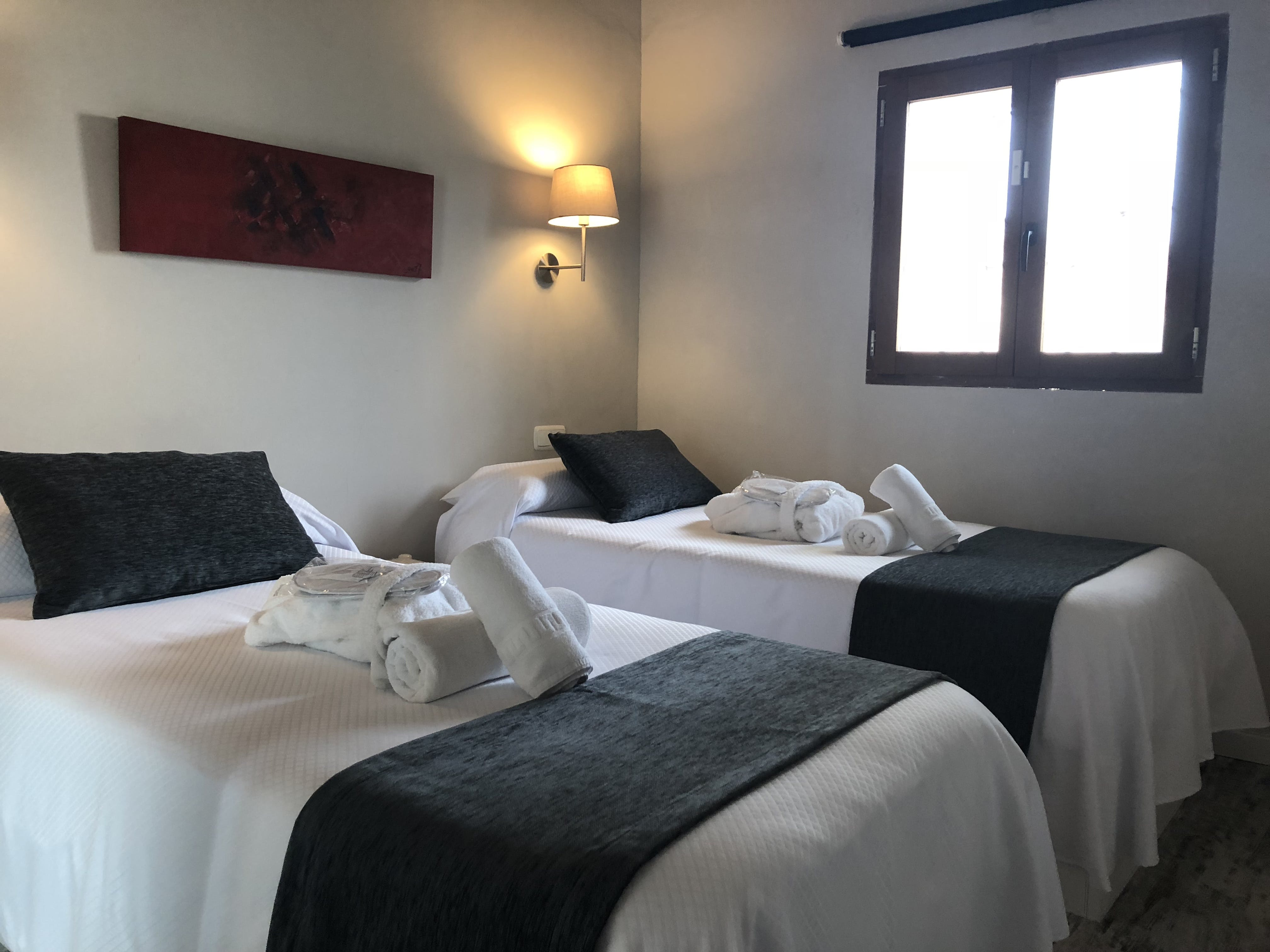 mimar villa altea twin room