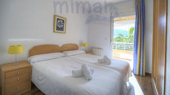 alborada golf by mimar bedroom