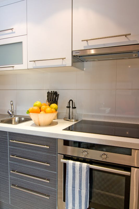 boulevard apartamentos by mimar kitchen 1 bedroom apartment