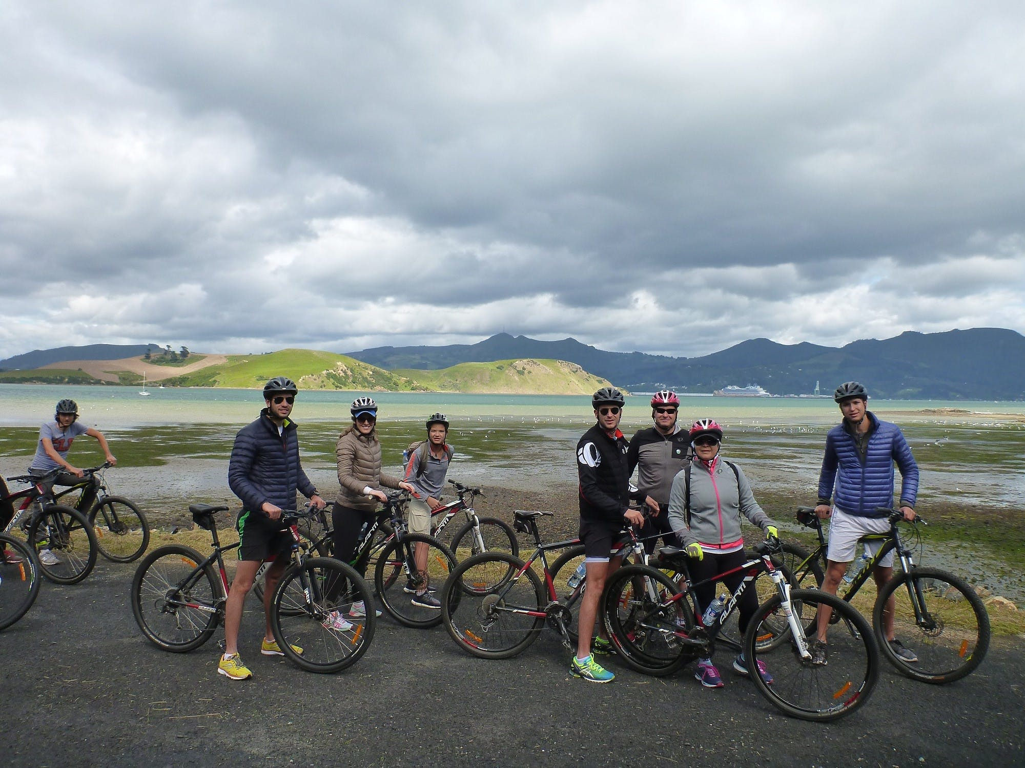 Dunedin Leisure Lodge Mountain Bike Tours