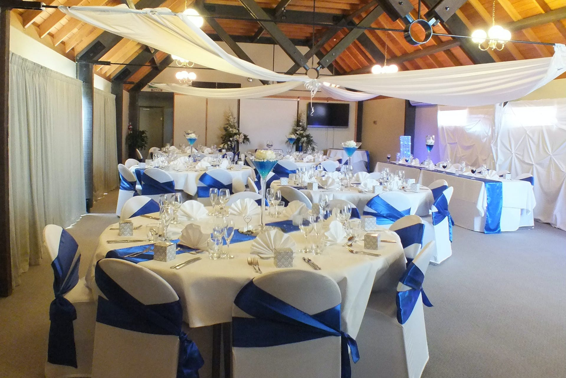 Dunedin Leisure Lodge Weddings - McGavin Room