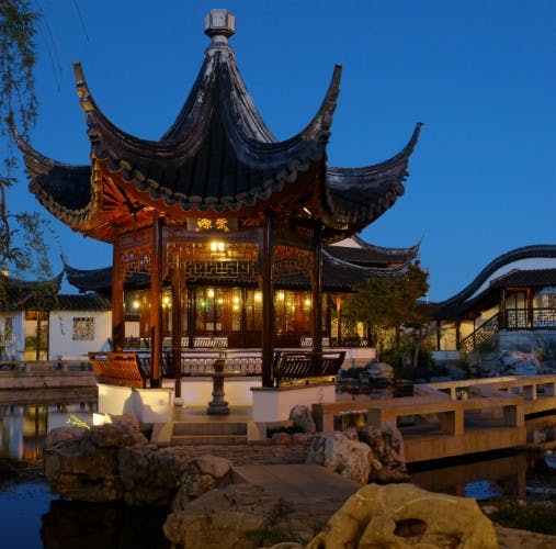 Dunedin Leisure Lodge Attractions - Chinese Gardens