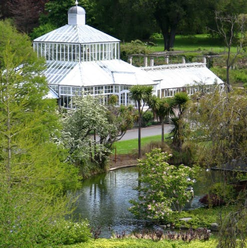 Dunedin Leisure Lodge Attractions - Dunedin Botanical Gardens