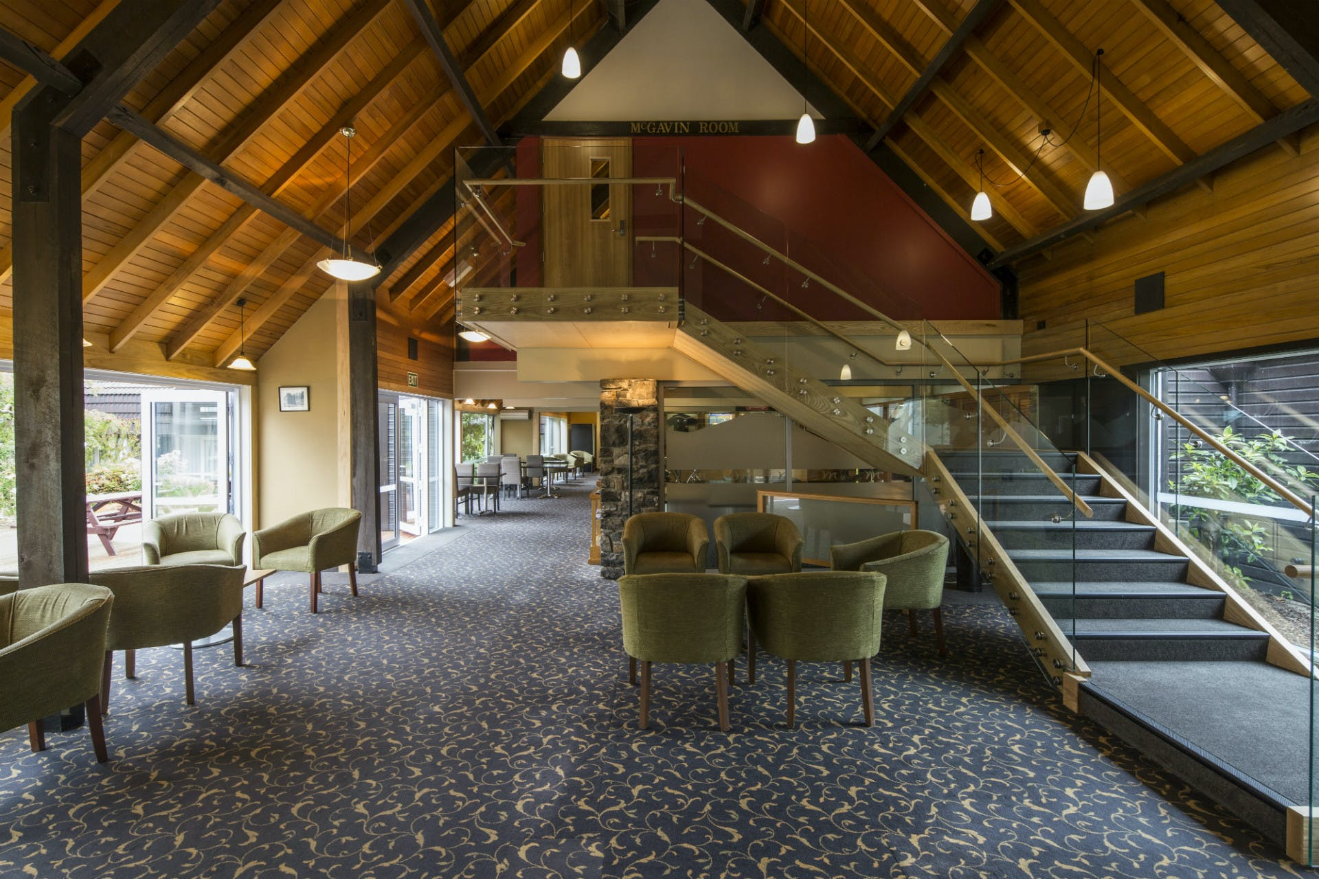 Dunedin Leisure Lodge Lobby