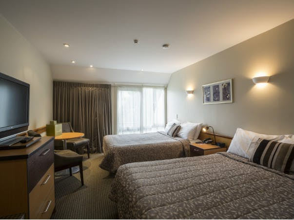 Dunedin Leisure Lodge Standard Twin