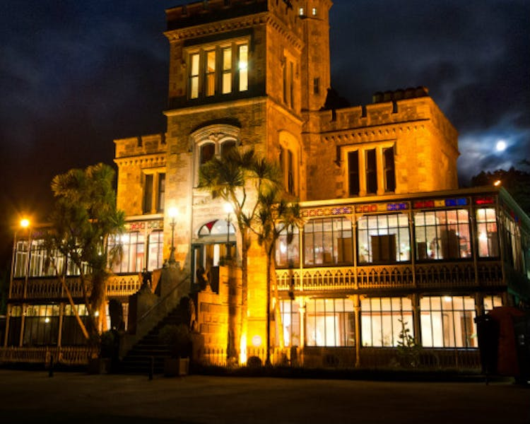 Dunedin Leisure Lodge Attractions - Larnach Castle